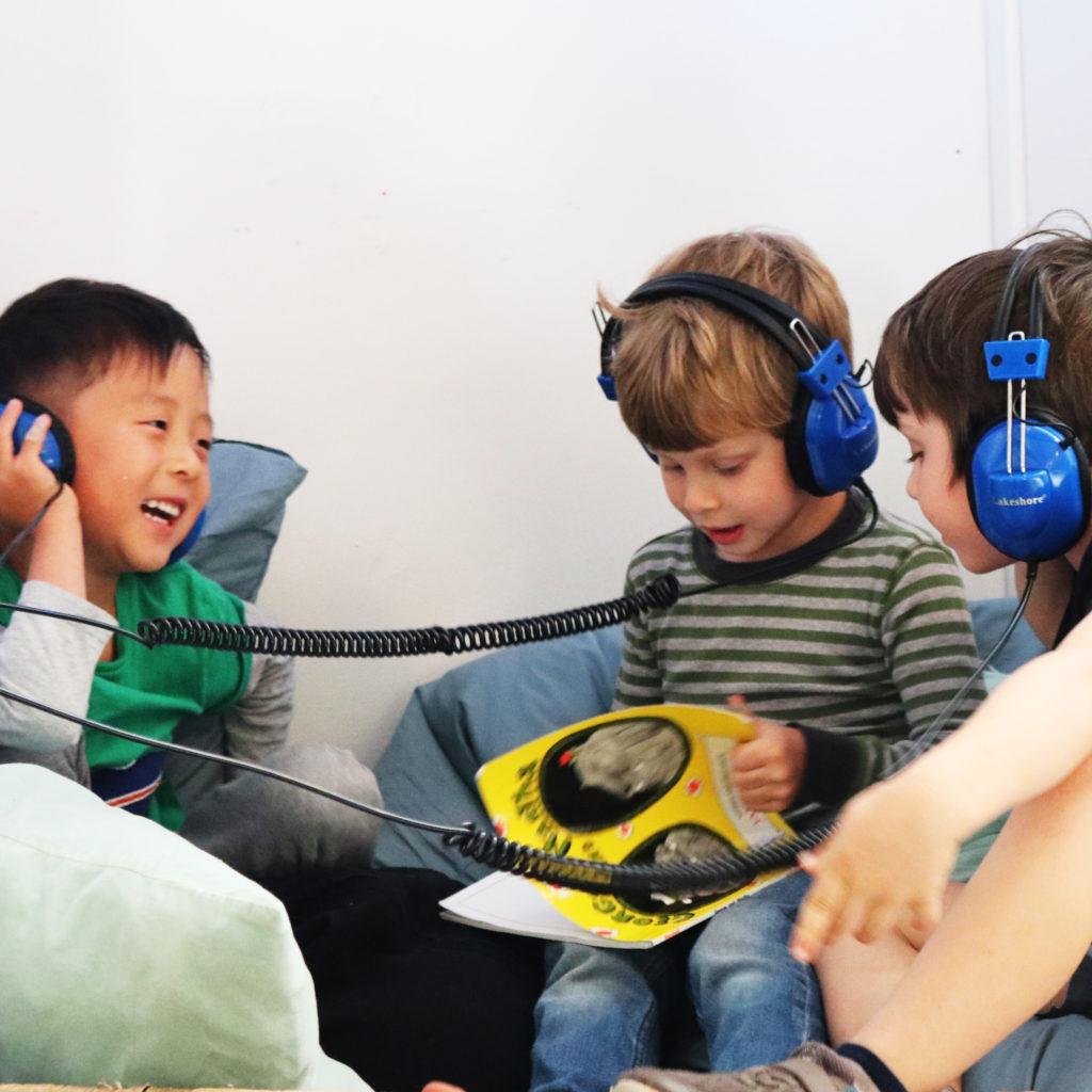 listening together